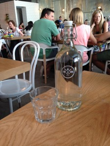 Tom&Serg House Water