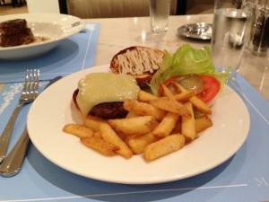 Burger Bagatelle