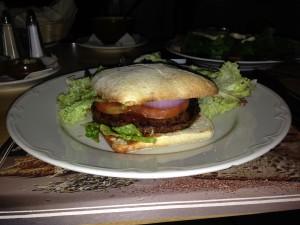 Paul Cafe Burger New Bun