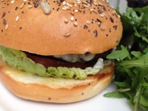 La Serre Burger Close View