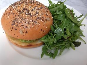 La Serre Burger Plate