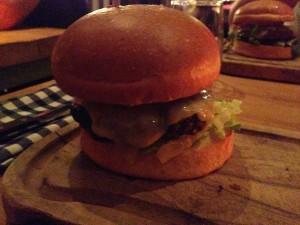 The Herd Burger